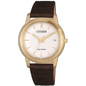 Citizen FE6012-11A Leather