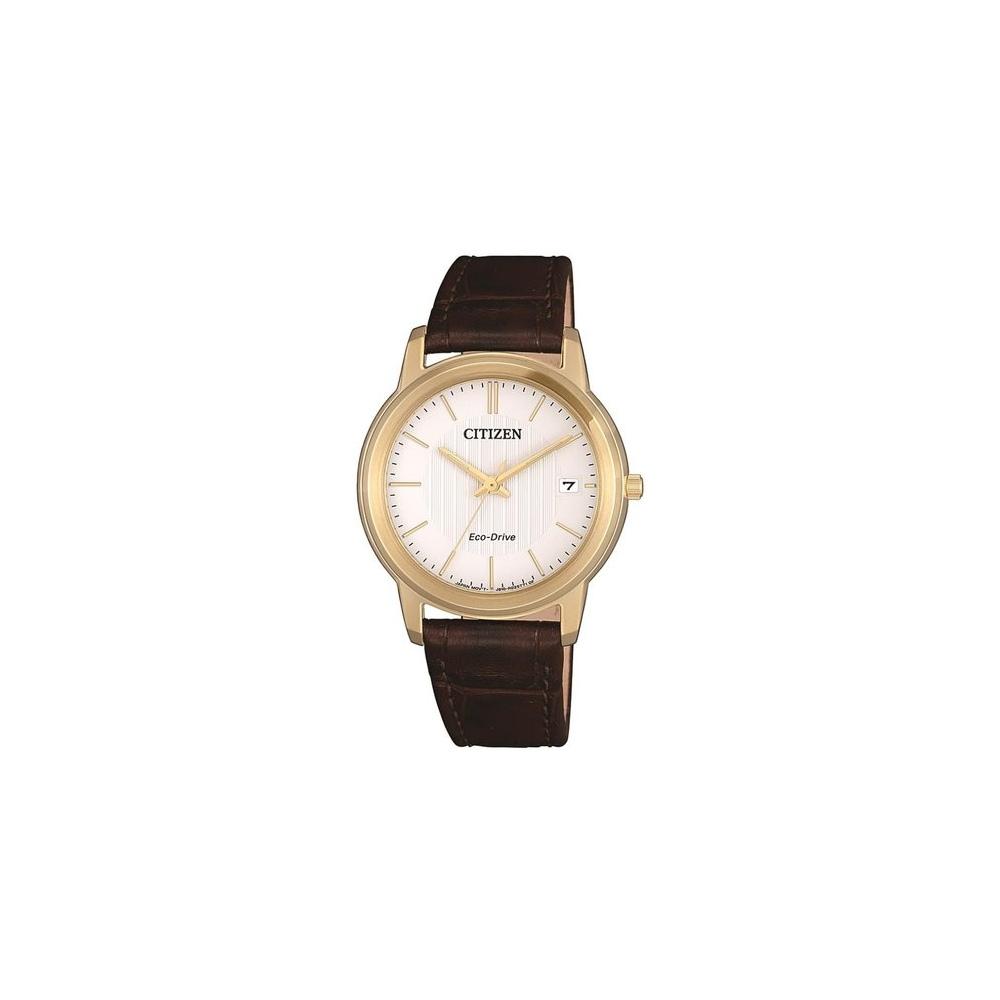 Citizen FE6012-11A Leather