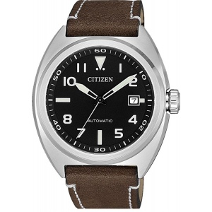Citizen NJ0100-11E Leather