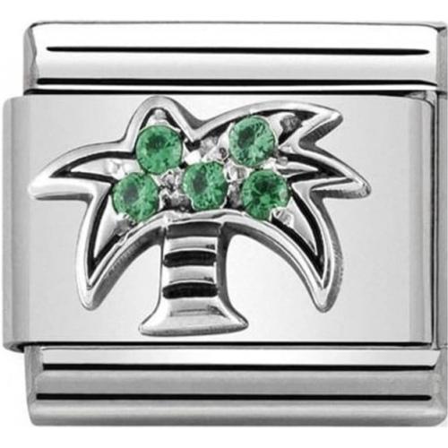Nomination -  Link 925 Silver 'Palma' 330304/26