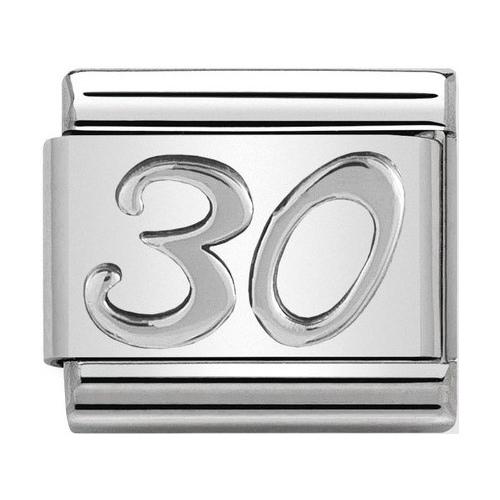 Nomination - Link 925 Silver 'Liczba 30' 330101/22
