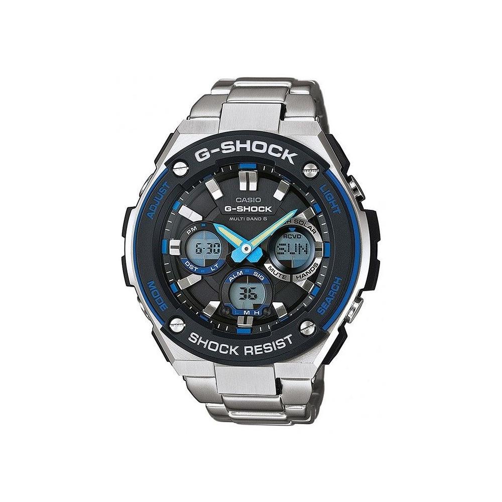 CASIO G-SHOCK GST-W100D-1A2ER