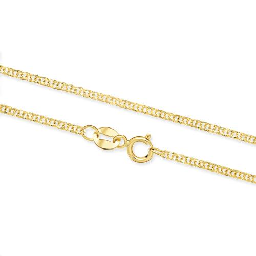 Złoty Łańcuszek 42cm pr. 585