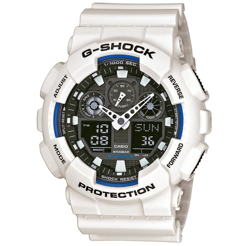 CASIO G-SHOCK GA-100B-7AER