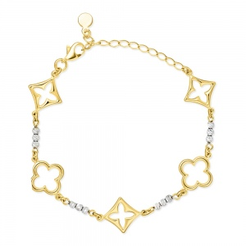 Złota bransoletka pr.333