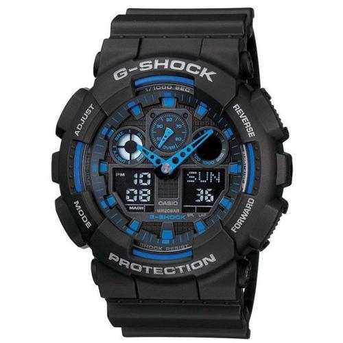 CASIO G-SHOCK GA-100-1A2ER