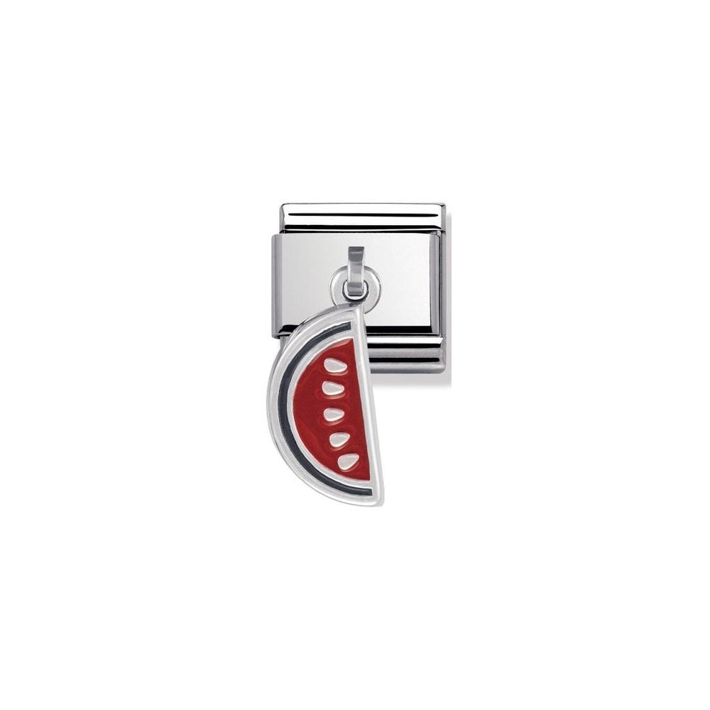 Nomination - Link 925 Silver 'Arbuz' 031700/21