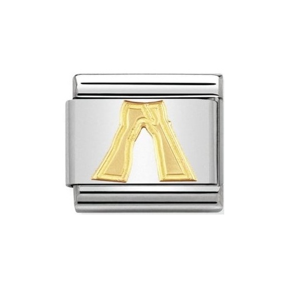 Nomination - Link 18K Gold 'Jeans' 030148/01