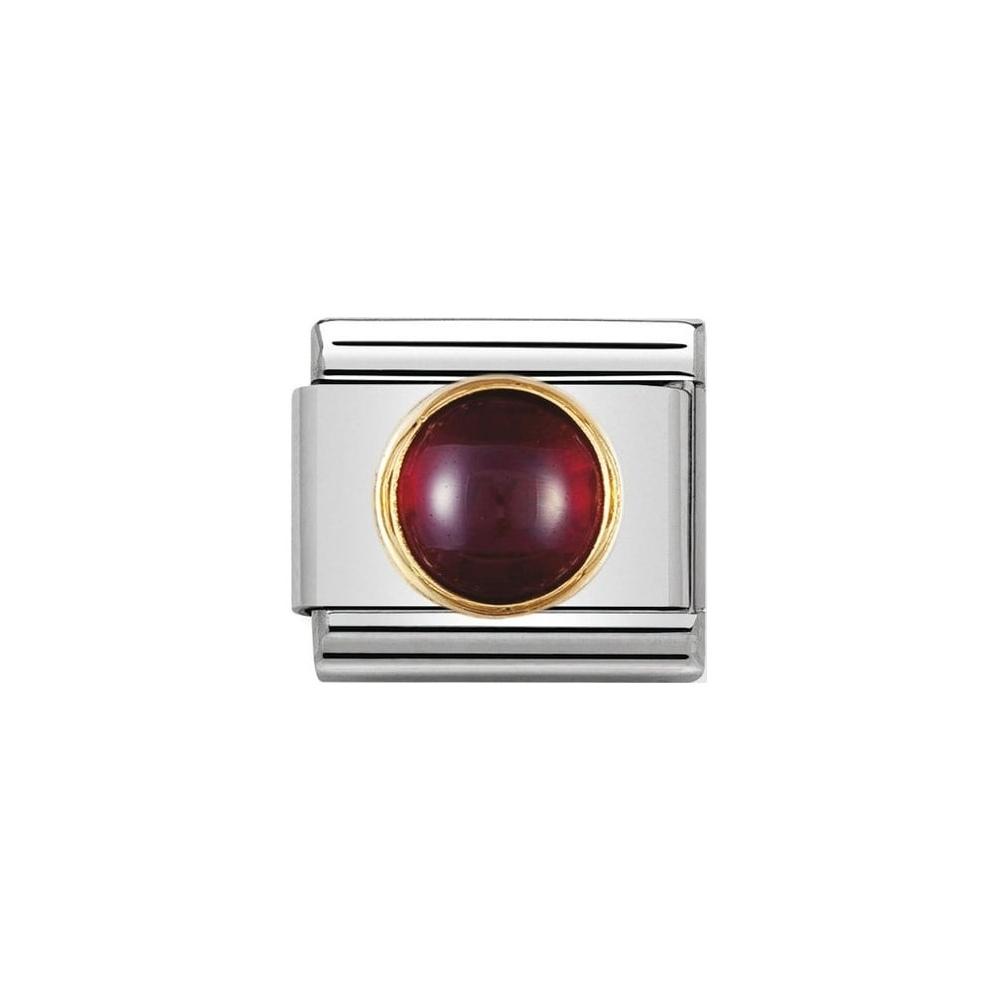 Nomination - Link 18K Gold 'Granat' 030505/03