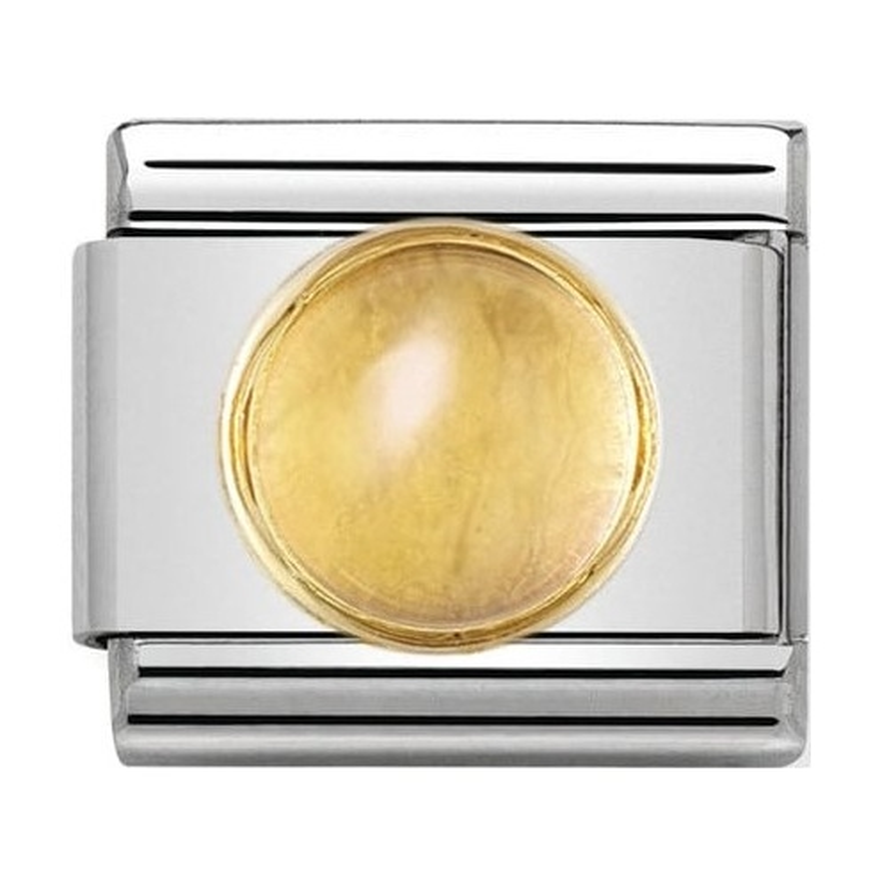 Nomination - Link 18K Gold 'Cytryn' 030505/06