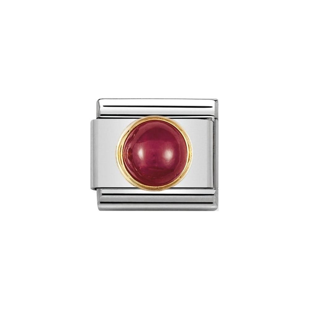 Nomination - Link 18K Gold 'Rubin' 030505/10