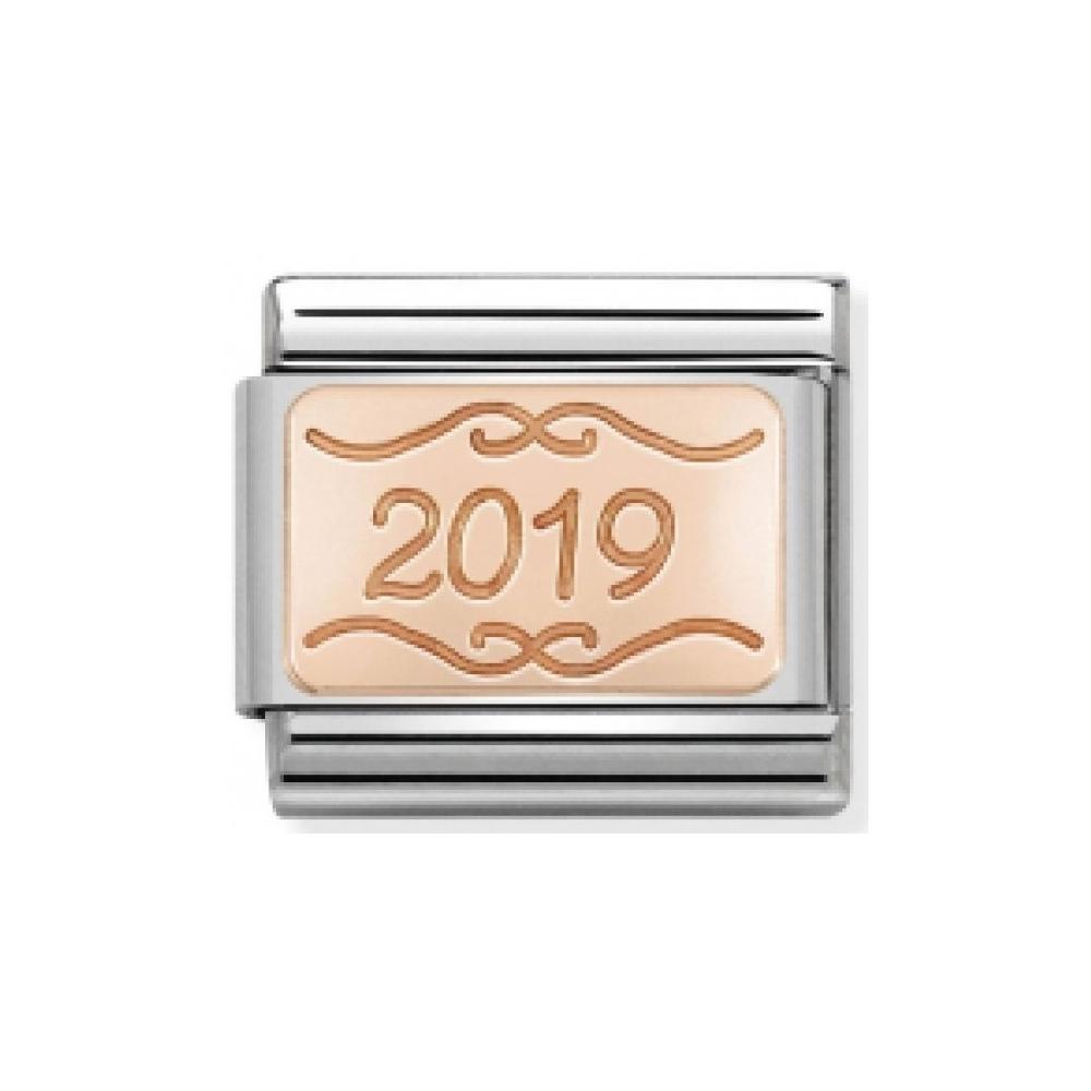 Nomination - Link 9K Rose Gold '2019' 430101/49