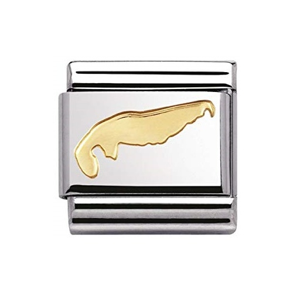 Nomination - Link 18K Gold 'Mapa Norderney' 030125/11