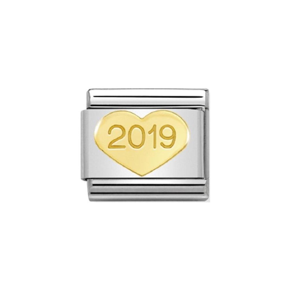 Nomination - Link 18K Gold '2019' 030149/36