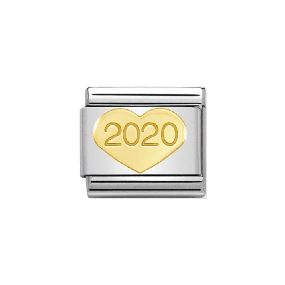 Nomination - Link 18K Gold '2020' 030149/37