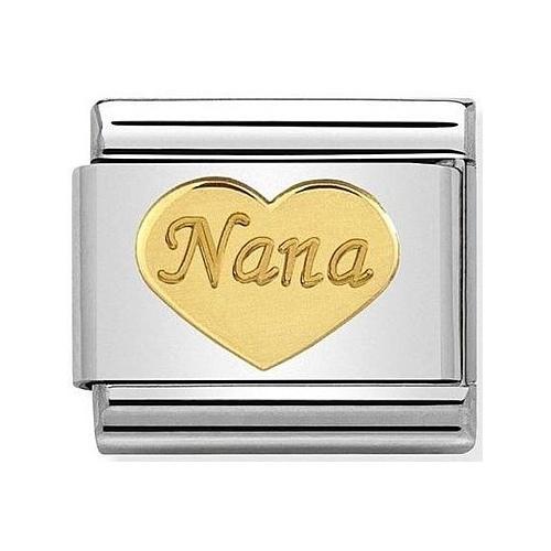 Nomination - Link 18K Gold 'Nana' 030162/43