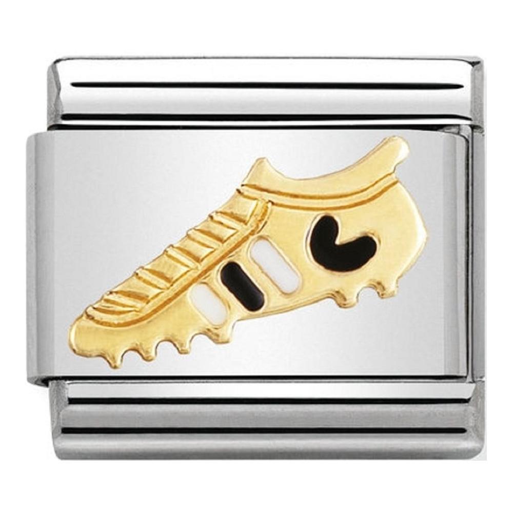 Nomination - Link 18K Gold 'Buty Piłkarskie' 030204/24