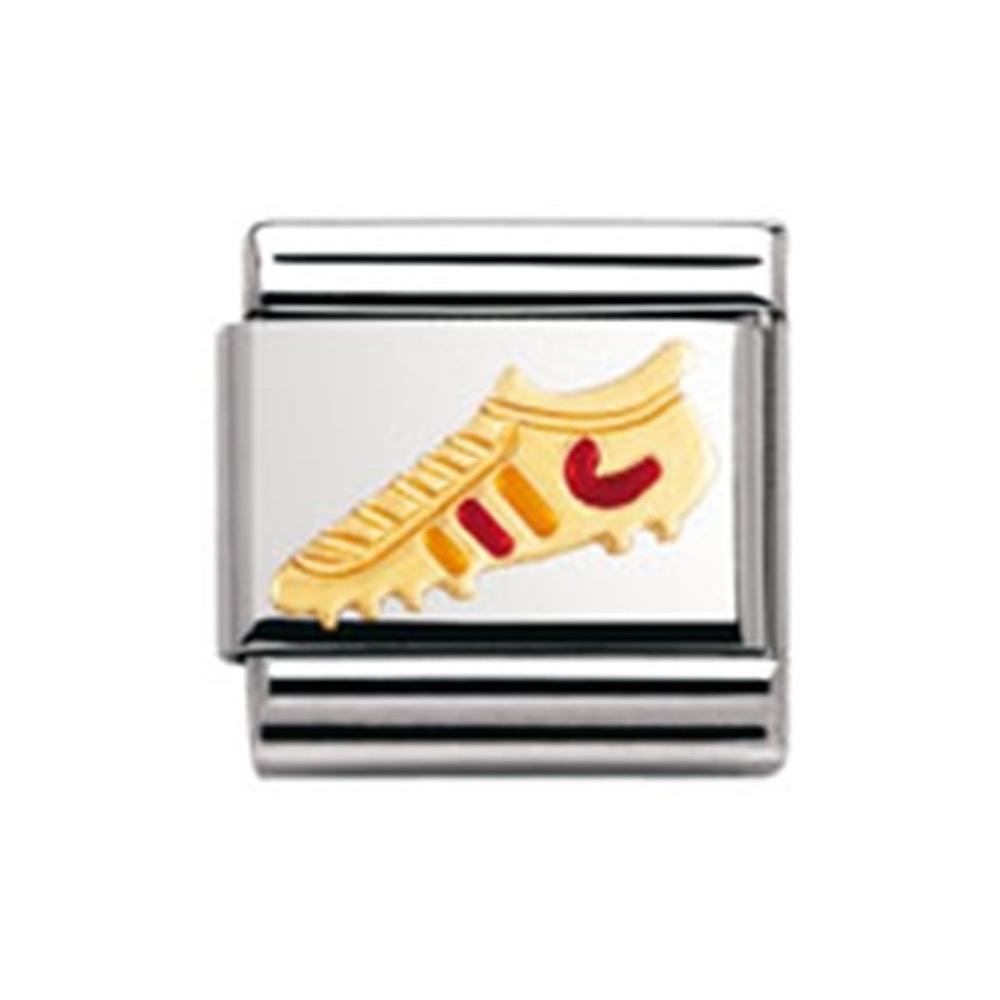 Nomination - Link 18K Gold 'Buty Piłkarskie' 030204/25