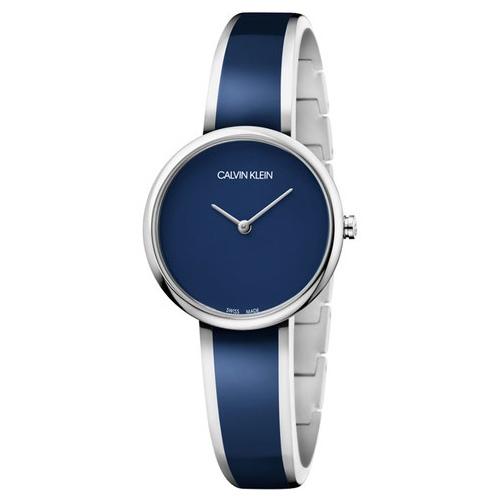 Zegarek CALVIN KLEIN K4E2N11N Seduce Blue