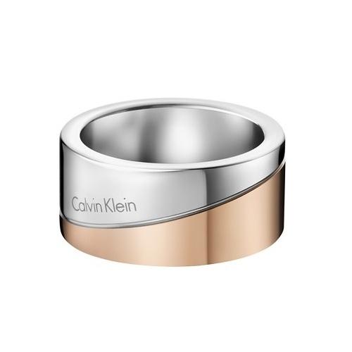 Pierścionek CALVIN KLEIN Hook Ring KJ06PR200209
