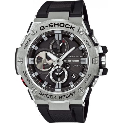 Zegarek Casio G-SHOCK GST-B100G-1AER G-Steel