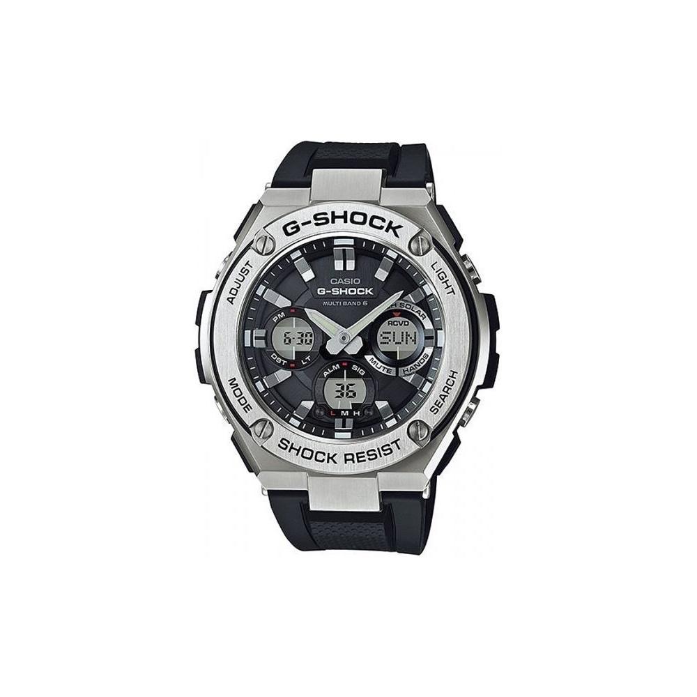 Zegarek Casio G-SHOCK GST-W110-1AER G-Steel