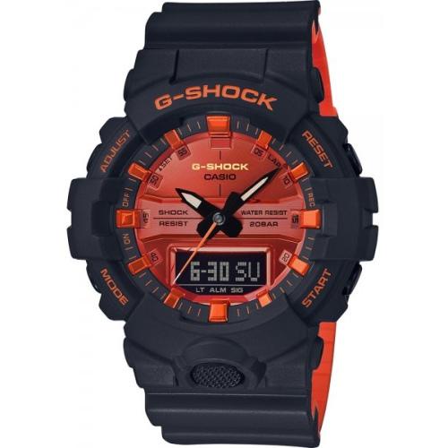 Zegarek Casio G-SHOCK GA-800BR-1AER