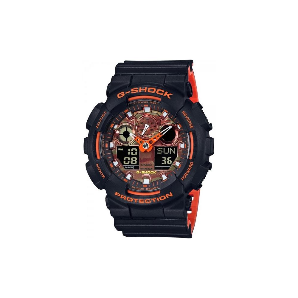 Zegarek Casio G-SHOCK GA-100BR -1AER