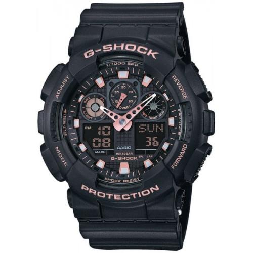 Zegarek Casio G-SHOCK GA-100GBX-1A4ER