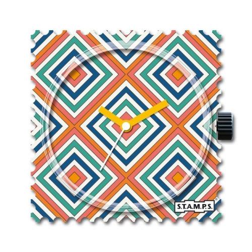 Zegarek S.T.A.M.P.S. - Orange Rhombus 105392