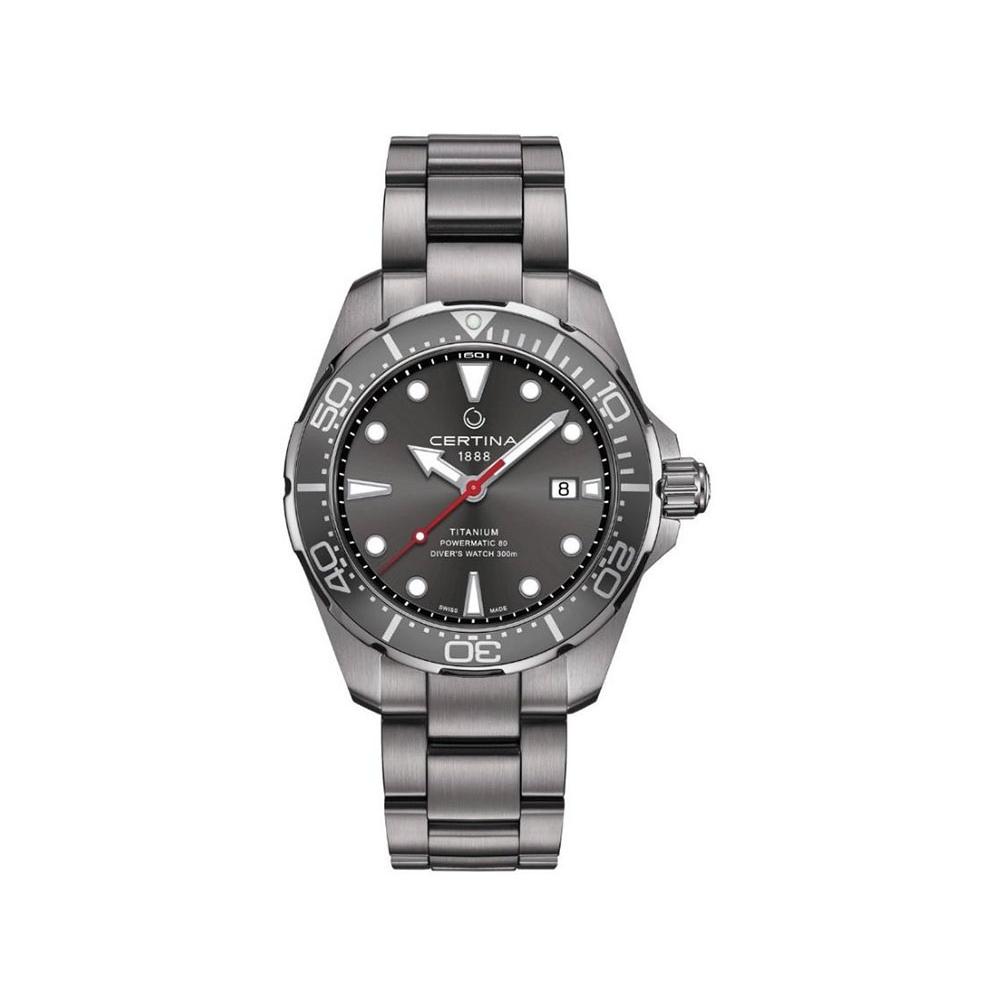 Zegarek Certina C032.407.44.081.00 DS Action Diver