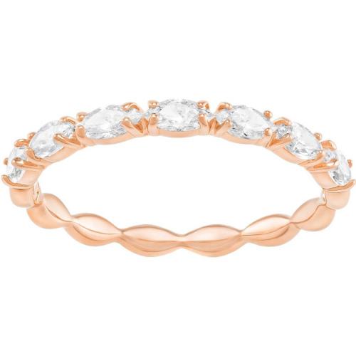 Pierścionek Swarovski - Vittore Marquise Ring, Rose Gold