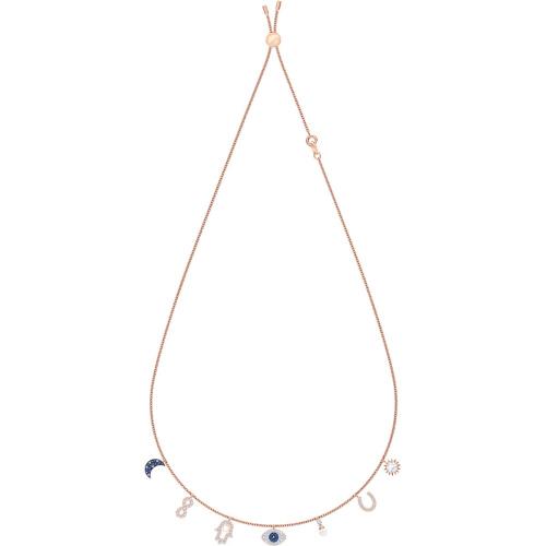 Naszyjnik Swarovski - Symbolic Charms, Rose Gold 5497664