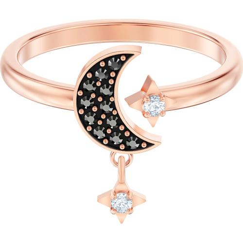Pierścionek Swarovski - Symbolic, Moon, Rose Gold