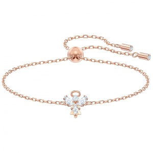 Bransoletka Swarovski - Magic Angel, Rose Gold 5498974