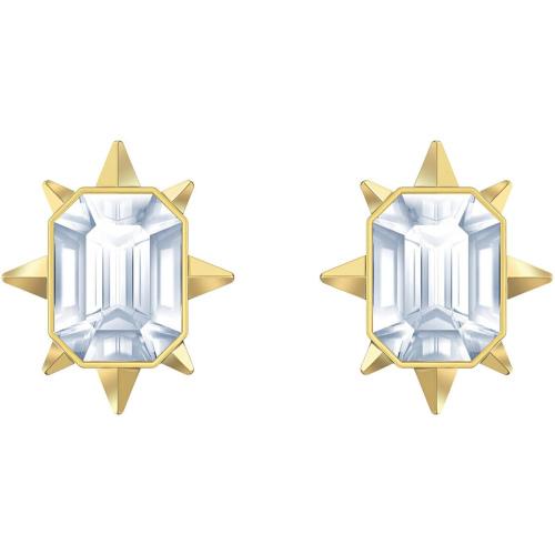 Kolczyki Swarovski - Tarot Magic Stud, Gold 5494019