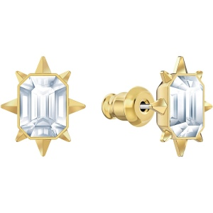 Kolczyki Swarovski - Tarot Magic Stud, Gold 5494019