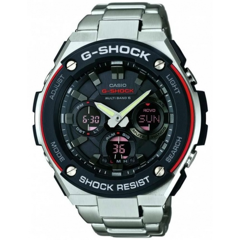 CASIO G-SHOCK GST-W100D-1A4ER