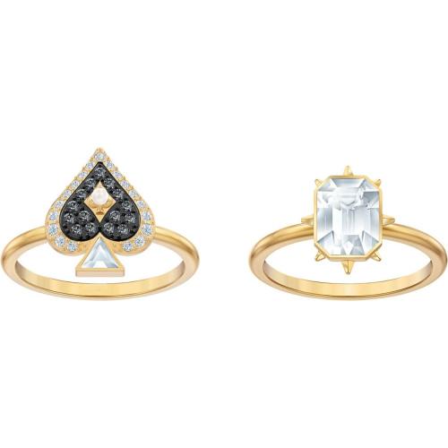 Zestaw pierścionków Swarovski - Tarot Magic, Gold
