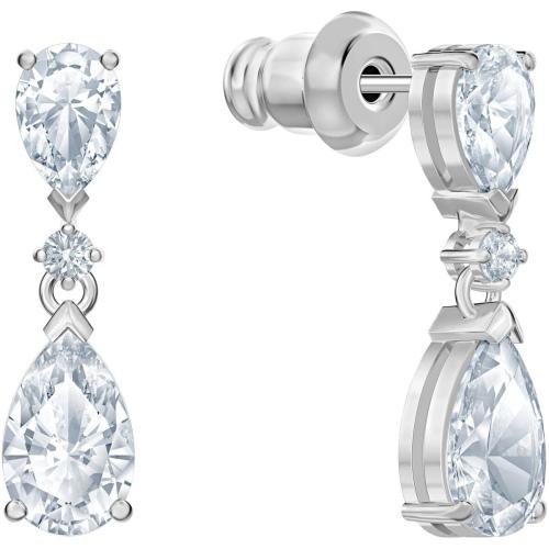Kolczyki Swarovski - Palace Drop, Silver 5512393