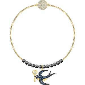 Swarovski - Remix Collection, Swallow, Gold 5511085