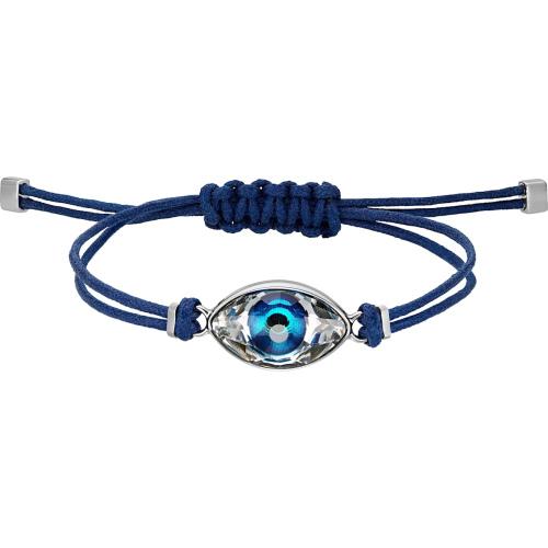 Bransoletka Swarovski - Evil Eye, Blue 5506865