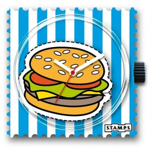 Zegarek STAMPS - Hamburger 103784