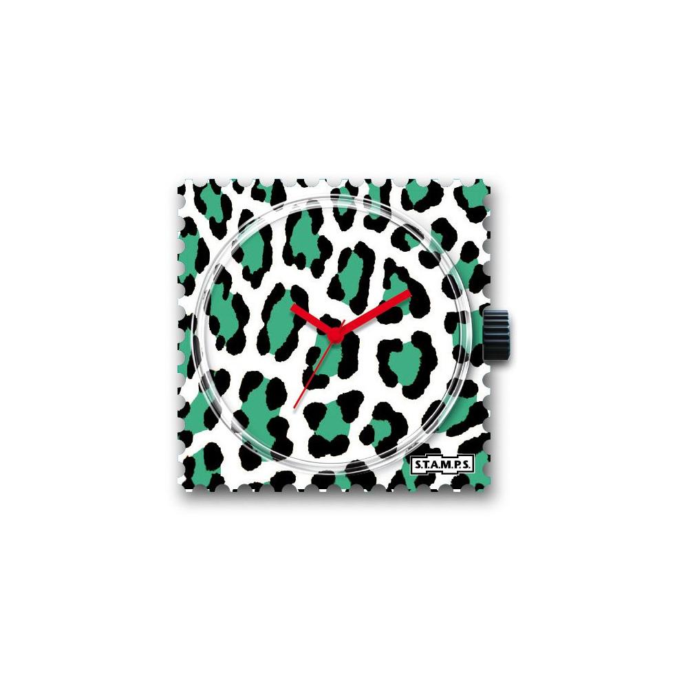 Zegarek STAMPS - Leo Green 103788