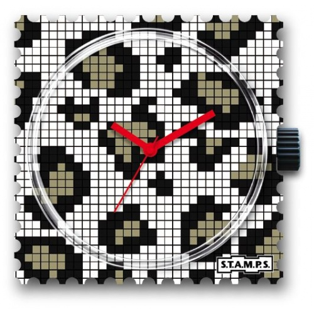 Zegarek STAMPS - Pixoleo 103769