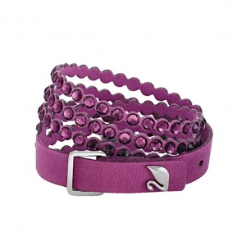 Bransoletka Swarovski - Slake, Purple 5511699