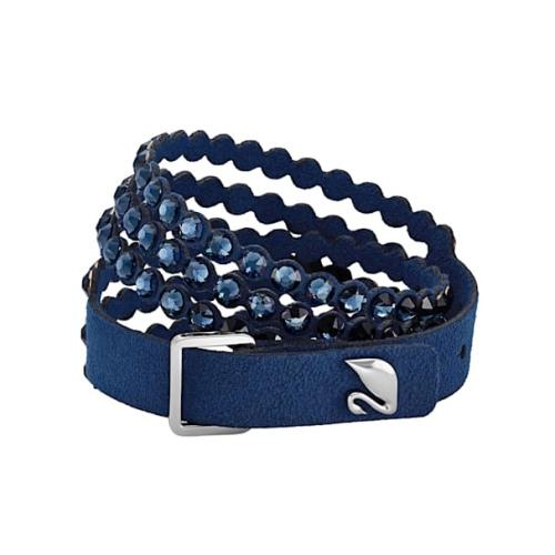 Bransoletka Swarovski - Slake, Blue 5511697