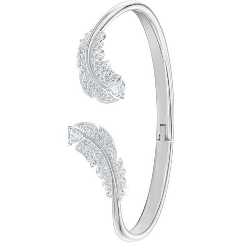 Bransoletka Swarovski - Nice Bangle, Silver 5515022 S