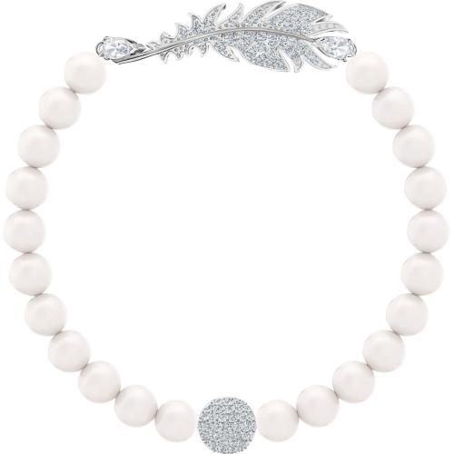 Bransoletka Swarovski - Nice Pearl 5515034 S