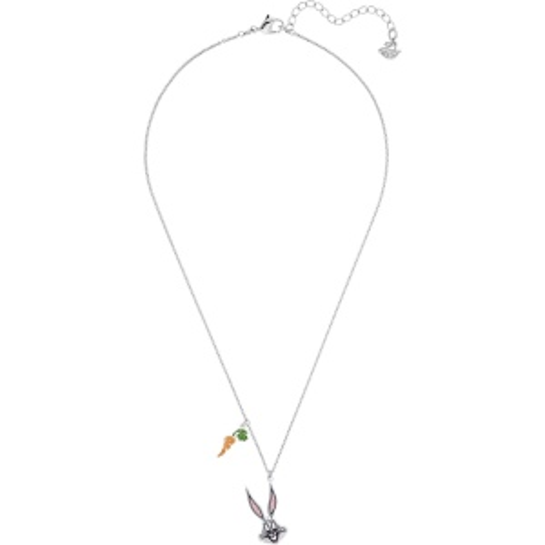 Naszyjnik Swarovski - Looney Tunes Bugs Bunny Pendant, Multi-Colored 5487626
